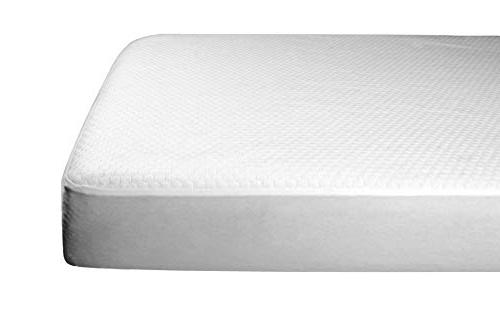 Full Hypoallergenic - Allergen - Quilted Sheet Cover Topper White