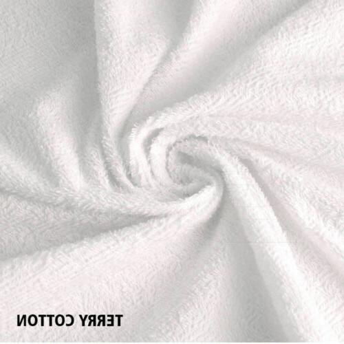 Mattress Protector Pad All Sizes Hypoallergenic Free