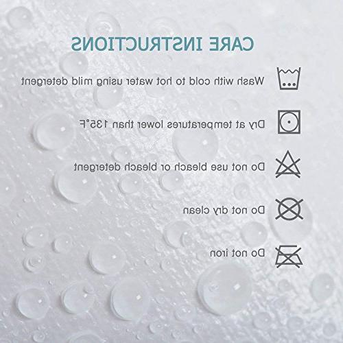 Mattress - Breathable Noiseless Premium Fitted Cover