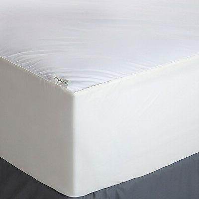 Zippered Mattress Protector Water Bed Proof Hypoallergenic