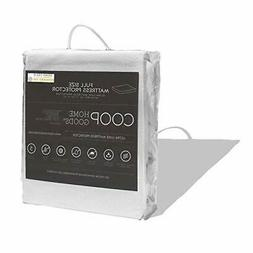 Lulltra Waterproof Mattress Pad Protector Cover by Coop Home