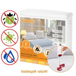 mattress cover protector waterproof pad full size
