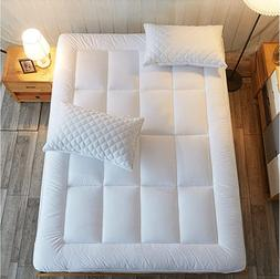 Mattress Pad Cover Topper Protector Full Size