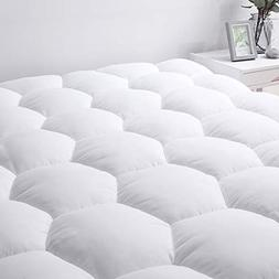 "MoMA Mattress Pad - 78""x80"" King Mattress Pad - 8-21"""