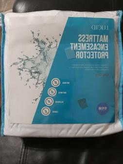 Lucid mattress protector, Cal-king.