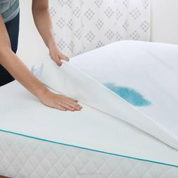 LINENSPA Mattress Protector Cover - 100 Percent WATERPROOF -
