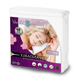 Ultimate Shield Mattress Protector – Patent Protected and