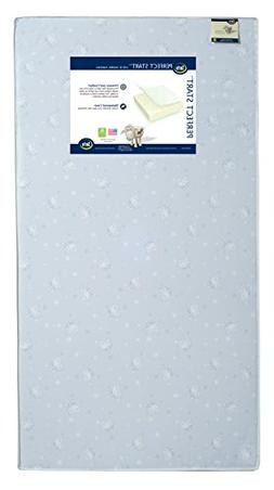 Serta Perfect Start Fiber Core Crib and Toddler Mattress | W