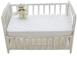 Portable/Crib Mattress Protectors, Hypoallergenic, Avoid bed
