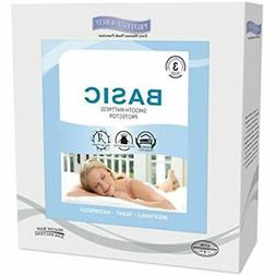 Protect-A-Bed Basic Waterproof Mattress Protector, King Size