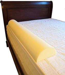Put Big Girl/Boy Semicircle Bed Rail Bumper Pad for Toddler