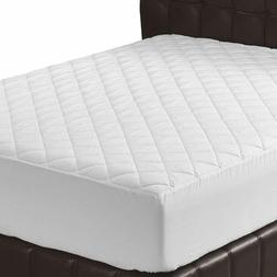 Utopia Bedding Quilted Fitted Mattress Pad  - Mattress Cover