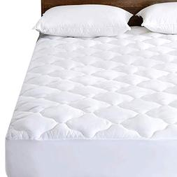 Basic Beyond Quilted Waterproof Mattress Pad Protector Cover