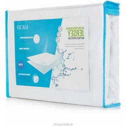 Lucid Rayon from Bamboo Jersey Waterproof Mattress Protector