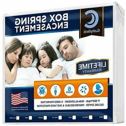 mattress protector premium mattress encasement smooth top
