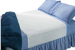 Soft Large Absorbent Waterproof Bed Pad with Tuckable sides
