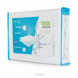 LUCID Super Soft Rayon from Bamboo Jersey Mattress Protector