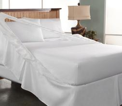 Tailor Fit Easy on Easy off Bedskirt and Box Spring Protecto