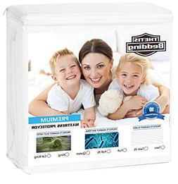 Twin Thetis Bedding Waterproof Mattress Protector - Bed Bug