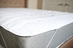 Byourbed USA Made 100% Cotton Top Anchor Band Twin Mattress