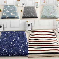 Washable Tatami Mattress Cover Bedspread Floor Mat Coverlet