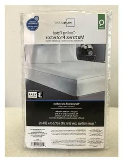 Mainstays Waterproof Cooling Comfort Luxury Fitted Mattress