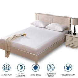 Waterproof <font><b>Mattress</b></font> <font><b>Protector</
