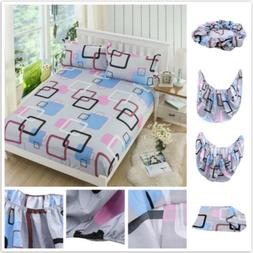 Waterproof Printed Mattress Cover Protector Bed Pad Cover Be