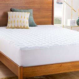 waterproof quilted mattress pad