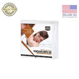 Utopia Bedding Premium Bed Bug Proof Box Spring Encasement -