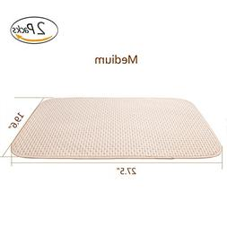 Baby Waterproof Urine Mat Natural Organic Cotton Crib Mattre