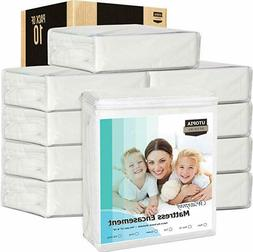 Mattress Protector Zippered Mattress Encasement Utopia Beddi
